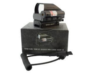 Коллиматорный прицел Vector Optics Tomcat 4 Reticle Red Laser (SCRD-24RL)