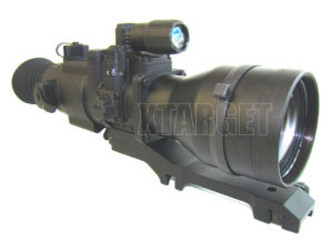Прицел ночного видения Pulsar Phantom 4×60 BW weaver