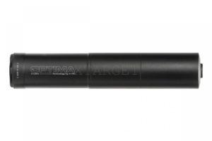 Глушитель  A-TEC Optima-45 – кал. 6.5 мм (под кал. 243 Win; 6,5х47 Lapua; 260 Rem и 6,5×55) быстросъемный., код 3674.02.42