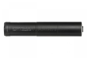 Глушитель  A-TEC Optima-45 – кал. 6.5 мм (под кал. 243 Win; 6,5х47 Lapua; 260 Rem и 6,5×55) быстросъемный., код 3674.02.43
