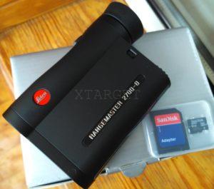 Дальномер Leica Rangemaster CRF 2700-B, код VL GVA