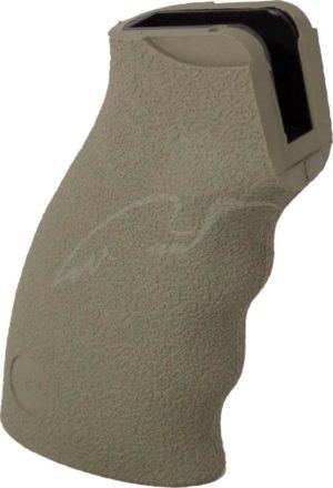 Рукоятка пистолетная Ergo FLAT TOP GRIP для AR15 ц:песочный, код 79.00.05