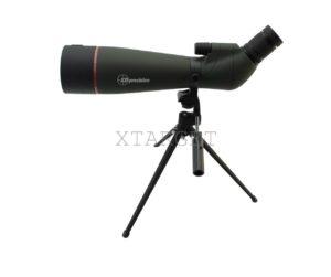 Подзорная труба XD Precision 20-60×80 Green, код 1525.00.09