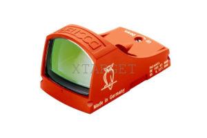 Коллиматорный прицел DOCTERsight C Safety Orange 3,5 moa, код 55743