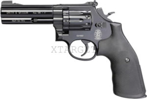 Пневматический револьвер Smith&Wesson Mod. 586, 4″, код 448.00.04