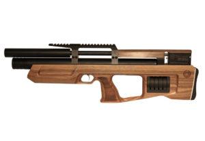 Пневматическая винтовка KalibrGun Cricket Compact PCP 4,5 мм Орех, код 1904.00.00