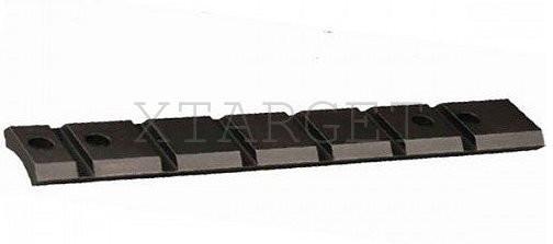 Планка Warne Browning BAR weaver стальная ц:black, код 2370.02.29