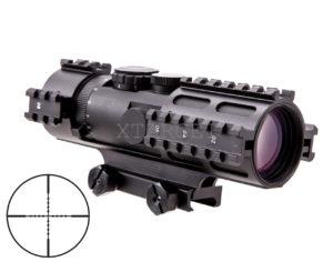 Прицел оптический NcStar 3RS 3-9×42 Mil-Dot, код SEC3RSM3942G