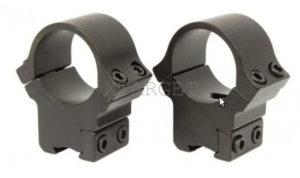 Крепление-кольца BSA DHMR30, 30 мм , 11 мм, среднее, код 2192.02.13