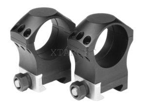 Крепление Nightforce X-Treme Duty — Ultralite™ кольца,2 шт, 30 мм, титан/ал.сплав, высота 1.125″ (high), 6 вин, код 2375.00.81