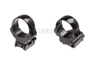 Кольца APEL 30 мм для Sauer 202 Medium высота 17 мм, код 300-05086