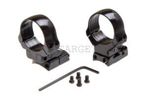 Кольца APEL  30 мм для Sauer 202 Magnum высота 17 мм сталь, код 300-05659