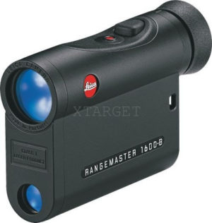 Лазерный дальномер Leica Rangemaster CRF 1600-B (7х24), код 1608.05.07