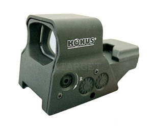 Прицел коллиматорный Konus SIGHT-PRO R8 RED/GREEN DOT, код 7376