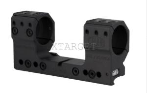Крепление Spuhr SP-3602 моноблок 30 мм, на Пикатинни, 6 MIL/ 20,6 MOA, выс, код 3728.00.01