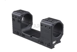 Крепление Spuhr SP-3001 моноблок 30 мм на Picatinny, выс. 30 мм, 6 MIL/ 20,6 MOA, встр.уровень, алюм., код 3728.00.20