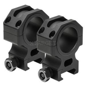 Тактические кольца NcStar 30 мм, 0.9″H Low, код VR30T09