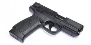 Пистолет пневматический ASG Bersa BP9CC. Корпус – пластик, код 2370.25.39