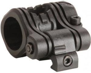 Постоянное крепление САА 5 Positions Flashlight/ Laser Mount для фонаря диаметром 24,4-27 мм, код 1676.02.03