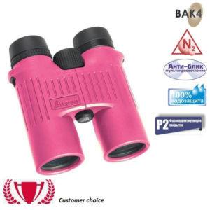 Бинокль Alpen Pink 10×42, код 908610