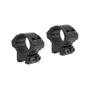 Кольца Hawke Matchmount 25.4 мм/9-11mm/ низкие, код 920805