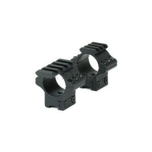 Кольца Hawke Tactical 1″/9-11mm (Picatinny Rail Top)/ средние, код 920809
