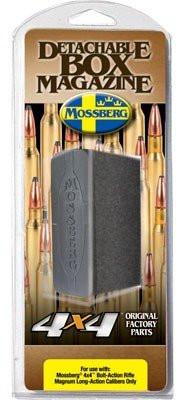 Магазин Mossberg 4х4 Magnum 7mm,300WM, 338WM 3-х зарядный, код 95034