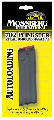 Магазин к Mossberg M702 10-ти зарядный, код 95702