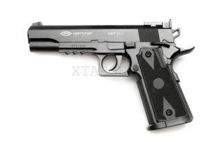 Пистолет пневматический Gletcher CST 304 (Colt 1911), код 25727