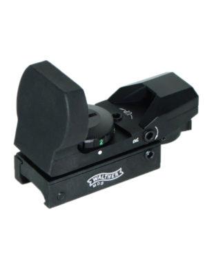 Коллиматорный прицел Walther 1x22x33, код 12233