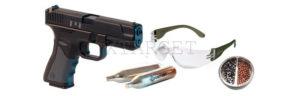 Пистолет пневматический Crosman мод.T4 Kit, код T4KT
