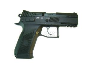 Пистолет пневматический ASG CZ 75 P-07, код 2370.25.19