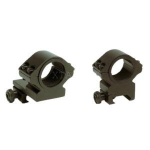 Крепление  Konus универсальное для оптики  25-30 мм ,кольца, код 7218
