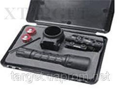 Тактический фонарь с быстросъемным креплением TDI TGK-1, код