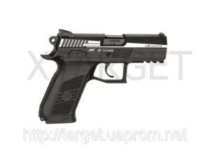 Пистолет пневм. ASG CZ 75 P-07 Blowback! 4,5 мм вставка никель, код 2370.25.18