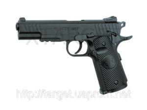 Пистолет пневм. ASG STI Duty One Blowback! 4,5 мм, код 2370.25.04