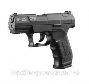 Пневматический пистолет Walther CP99, код 412,00,00
