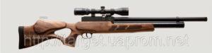 Пневматическая винтовка Evanix Speed, орех, код