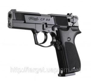 "Пневматический пистолет Walther CP88 4"", код 416,00,00"