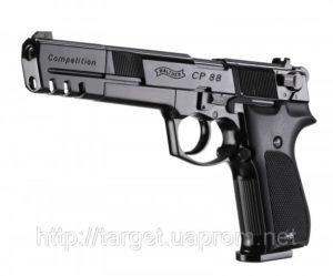 Пистолет пневматический Walther CP88 6», код 416,00,05