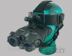 Очки ночного видения Yukon Tracker 1×24 с маской Goggles