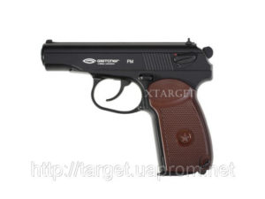 Пистолет Gletcher PM Макаров, код 17885