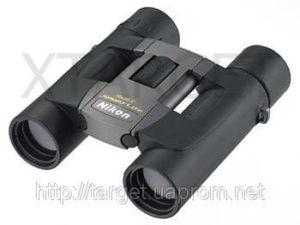 NIKON SPORT LITE 10х25 DCF (металевий корпус, компактний, чорний), код