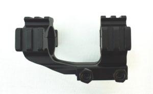 Крепление моноблок с выносом Vector Optics Hydra 30/25,4 mm Weaver (SCTM-07A), код SCTM-07A