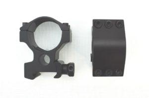 Крепление кольца Vector Optics Tactical 30 mm, высокие Weaver (SCTM-01), код SCTM-01