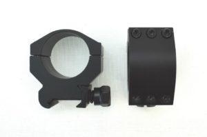 Крепление кольца Vector Optics Tactical 30 mm Weaver, низкие (SCTM-16), код SCTM-16