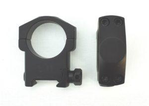 Крепление кольца Vector Optics Tactical 30 mm Weaver, высокие (SCTM-08), код SCTM-08