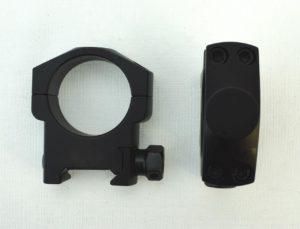 Крепление кольца Vector Optics Tactical 30 mm Weaver, средние (SCTM-22), код SCTM-22