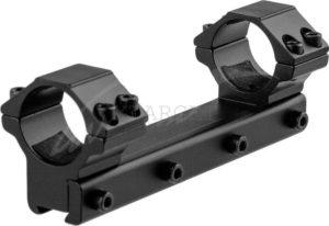 Крепление-моноблок Beeman FTMA086L , 1″, 11 мм, низкое, 4 винта, код 1429.04.46