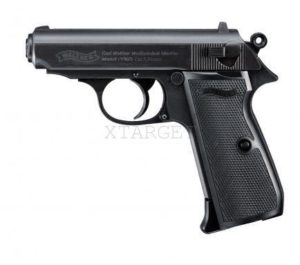 Пневматический пистолет  WALTHER PPK/S, код 5,8315